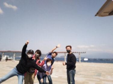 シーズの日(4月2日)は西伊豆平沢ビーチへ!