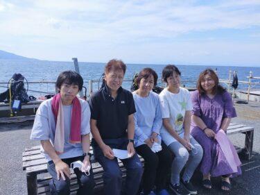 10月5日井田改め獅子浜ビーチツアー