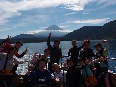 アルティチュード(高所潜水)・ダイバー・スペシャルティ・コース
